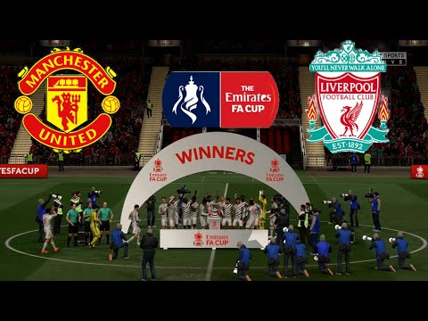 FIFA 21 | Liverpool vs Manchester United | Emirates FA Cup Final | Full Gameplay
