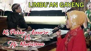 Video Limbu;an Gayeng KI. PURBO ASMORO Vs Hj KHARISMA download MP3, 3GP, MP4, WEBM, AVI, FLV Juli 2018