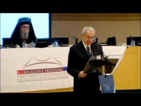 Archon Religious Freedom Conference: Rodi Kratsa Tsagaropoulou