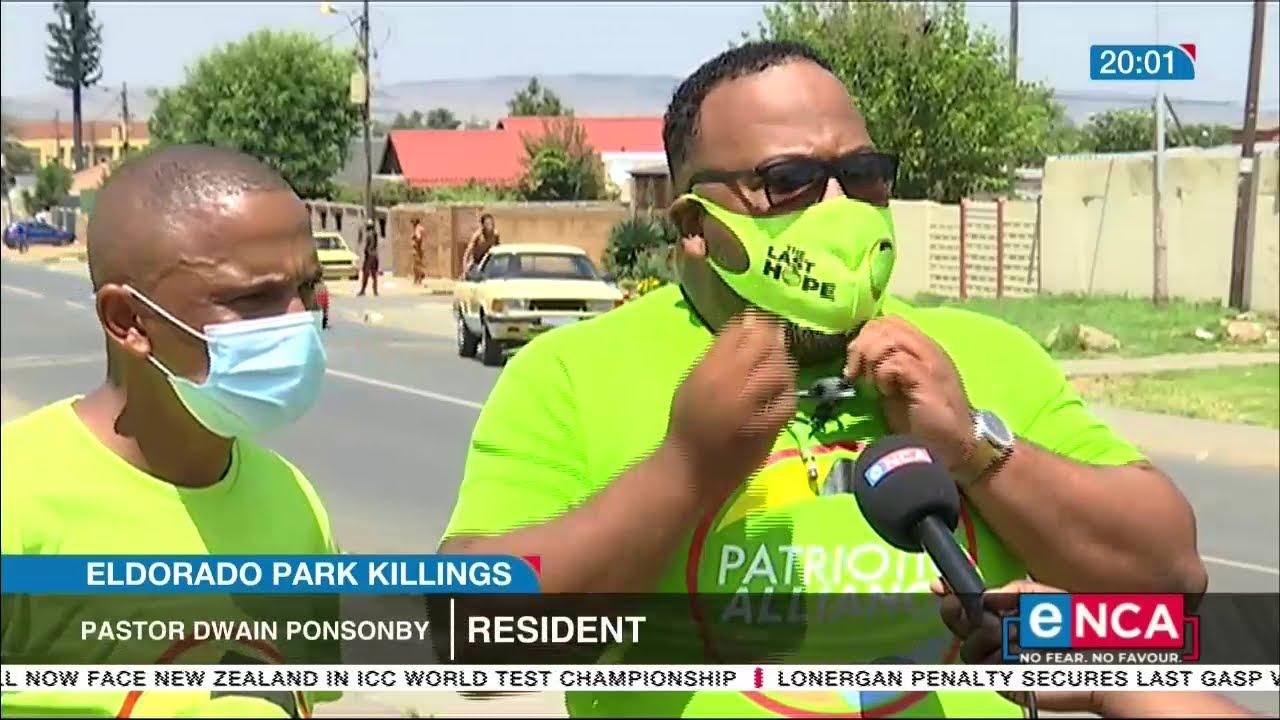 Download Eldorado Park | Two suspects arrested for torture, murder