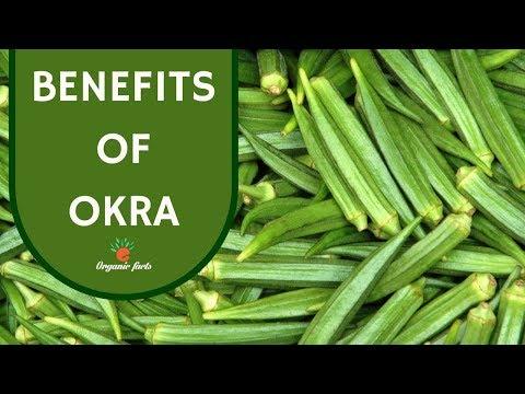 Top 10 Health Benefits Of Okra | Okra Nutrition Facts