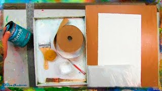 how to stretch watercolor paper the classic method by ross barbera