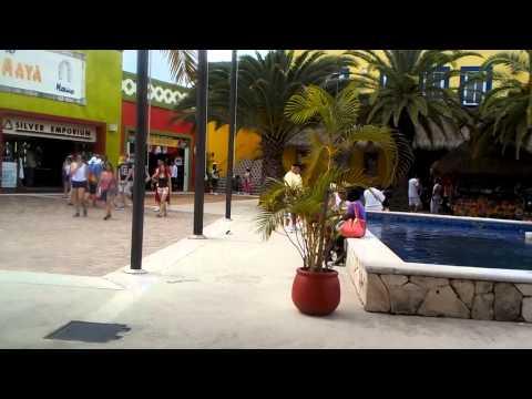 Puerta Maya, Cozumel.