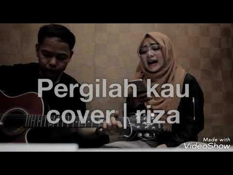 Pergilah kau - sherina | cover by riza & munir