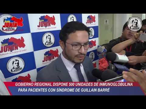 GRJ DISPONE 500 DOSIS DE INMUNOGLOBULINA