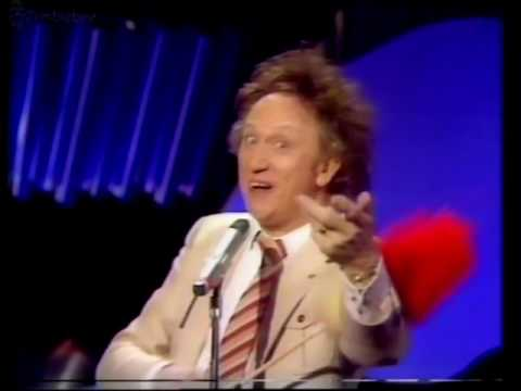 Ken Dodd Stand up on Red Nose day 1989 (VHS Capture) Comic Relief