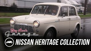 inside-the-nissan-heritage-collection-jay-leno-s-garage