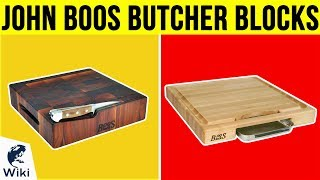 10 Best John Boos Butcher Blocks 2019