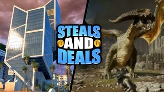 Steals and Deals featuring Dragon Age: Inquistion & Tropico 4 Collector