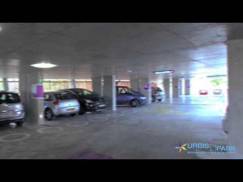 Urbis Park Marseille Hôpital Nord : un parking construit dans une logique de développement durable