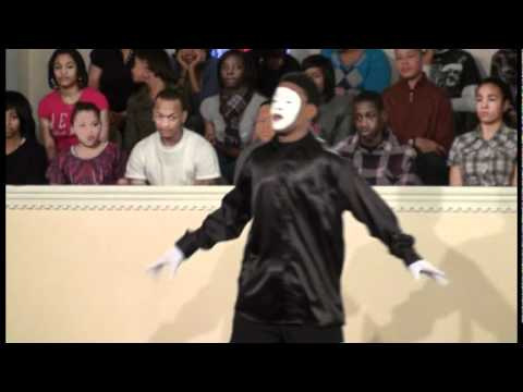 "State Of MIME Ministries: Smokie Norful - ""Run Til I Finish"" MIME"