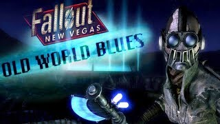 Fallout New Vegas Old World Blues - All SECRET BOSSES (LOCATIONS)