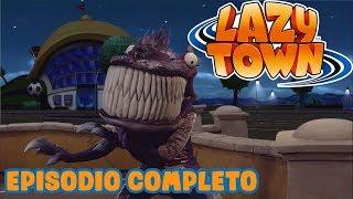 Lazy Town en Español | Llorar Dinosaurio | Dibujos Animados en Español