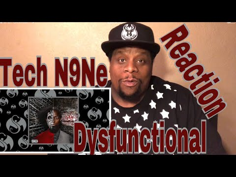 Tech N9ne - Dysfunctional (Official Audio) Reaction Request