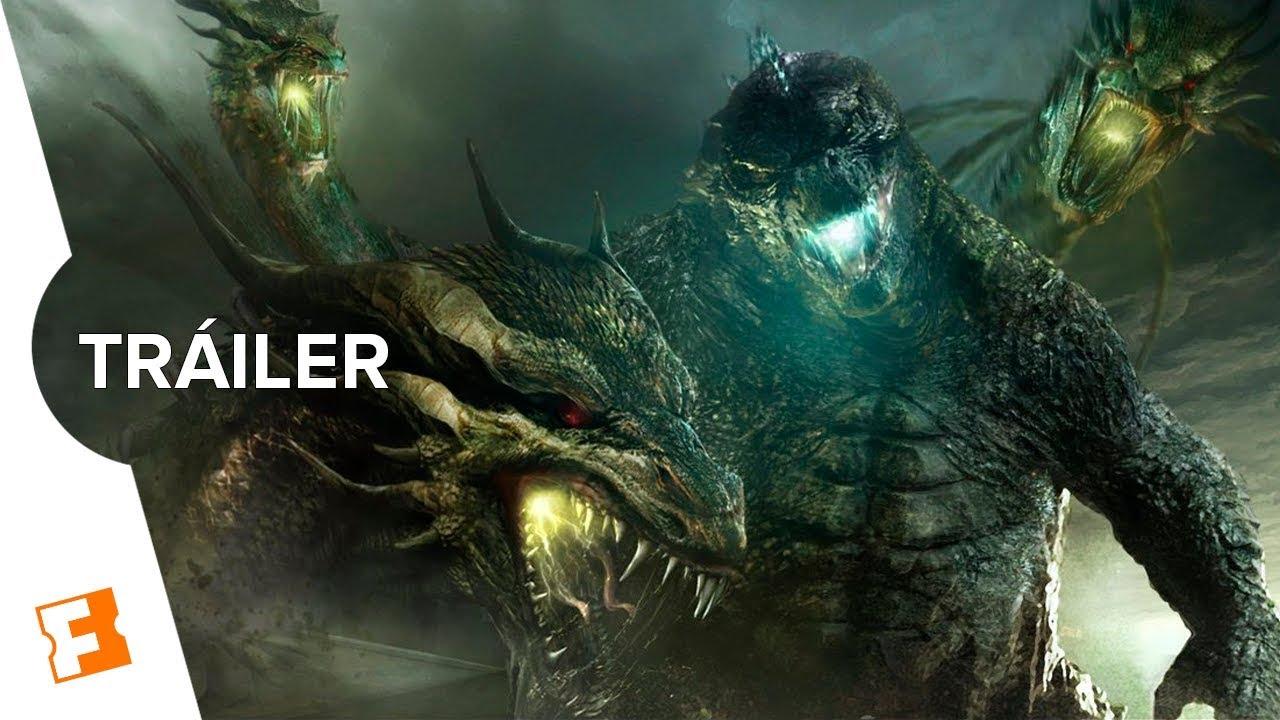 Godzilla 2 El Rey De Los Monstruos Tráiler Oficial 2 Sub Español