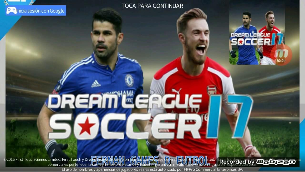 Dream League Soccer 2017 Descargar Aqui Youtube