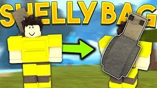 *NEW* SHELLY BAG in Booga Booga (INFINITE BAG) | Roblox: Booga Booga