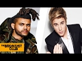 The Weeknd Vs  Justin Bieber (Dissed Justin Bieber Over Selena Gomez)