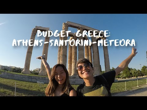 Greece Budget Guide — 9D Athens, Santorini, Meteora under S$1.5K (All-In!)   The Travel Intern