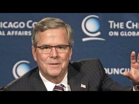 Focus on 2016: Tightening race among GOP favorites