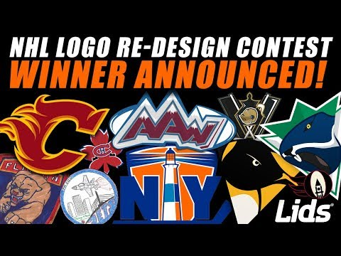 NHL Logo Re-design Contest - Logos Reviewed & Winner Announced!