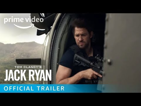 Tom Clancy's Jack Ryan Season 2 - Official Trailer | Prime V