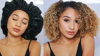 How To Make Your Curly Hair Routine Last!