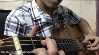 Đôi Mắt - Wanbi Tuấn Anh Guitar Cover