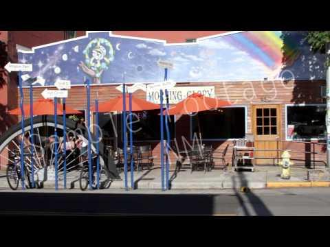 Eugene Oregon - Cafe - Restaurant - Morning Glory - Stock Footage - Best Shot