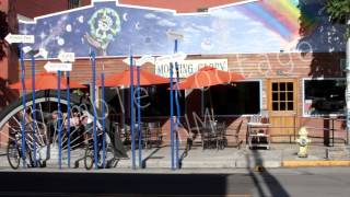 Eugene Oregon - Cafe - Restaurant - Morning Glory - Stock Footage - Best Shot