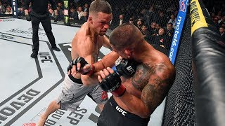 NATE DIAZ vs ANTHONY 'SHOWTIME' PETTIS FULL FIGHT HIGHLIGHTS UFC 241