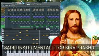 Tor Bina Prabhu Sadri Devotional  Instrumental Created By +FlStudio+