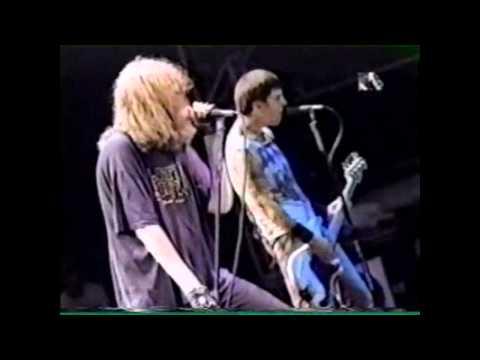 Ramones - The KKK took my baby away (Live Argentina 1996)
