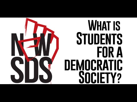 What is SDS (Students For a Democratic Society?)