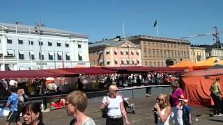 видео Городской транспорт в Хельсинки