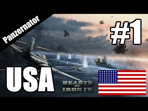 Hoi4 Guide: how to startup as USA | Doovi