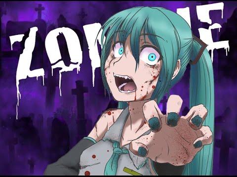 【Miku English】Zombie【VOCALOIDカバー曲】+ VSQx