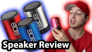 808 Canz Review - Best Wireless Bluetooth Speakers For iPhone or Android