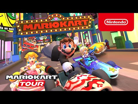 Mario Kart Tour - 1st Anniversary Tour Trailer