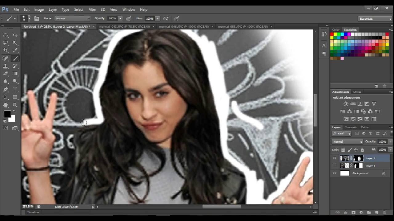 Lauren Jauregui Wallpapers 81 Images: Lauren Jauregui Wallpaper PhotoShop Timelapse