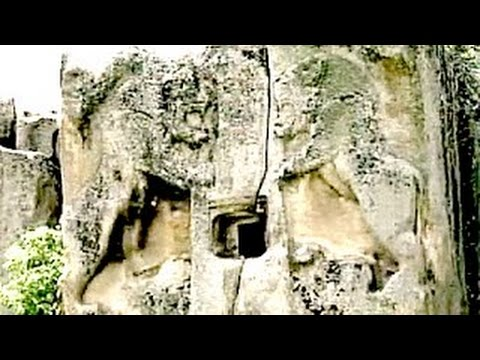 Turkish megaliths part 3 of 3, Elf Castles, Underground cities, Extremely Ancient Cart Rut