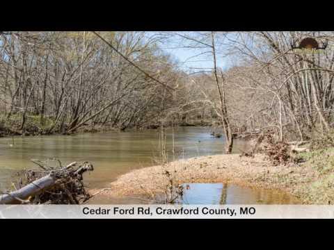 Cedar Ford Rd, Crawford Co, MO