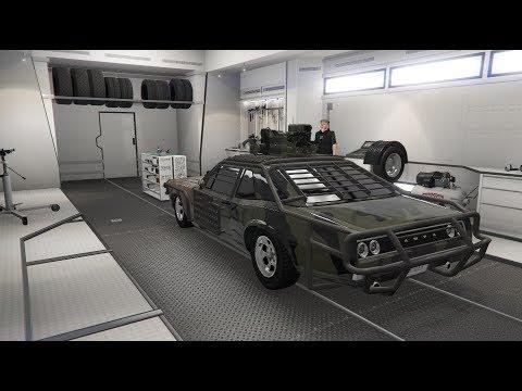 NOUVEAU CENTRE D'OPÉRATIONS MOBILE (2.790.000$) GTA 5 ONLINE