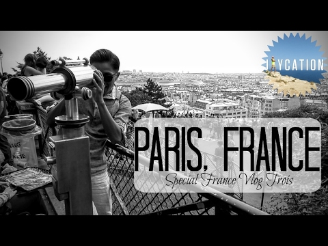 MY FAVORITE PLACE IN PARIS FRANCE | MONTMARTRE & SACRÉ COEUR TOUR