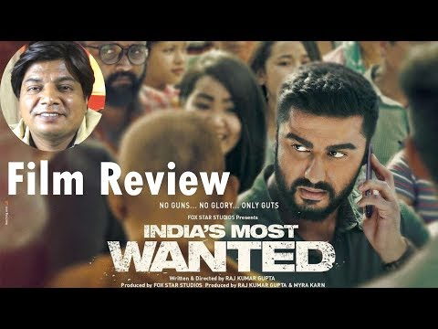india's-most-wanted-movie-review-by-saahil-chandel-|-arjun-kapoor