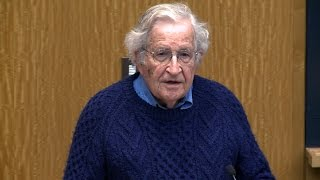 Noam Chomsky: Impacts of Free Market and US Foreign Policy on Colombia and Latin American revolution
