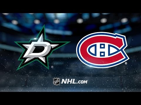 Markov makes franchise history as Habs beat Stars