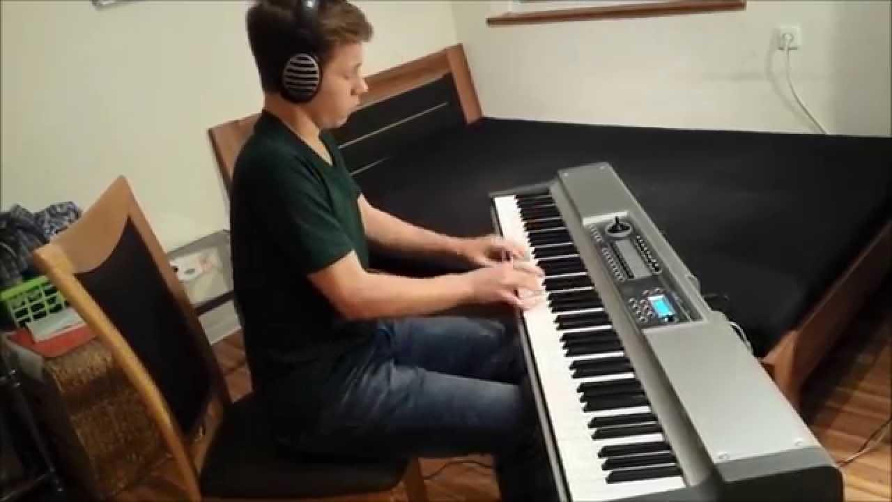 Download David Guetta, Sam Martin - Dangerous  Piano Cover + Sheet Music