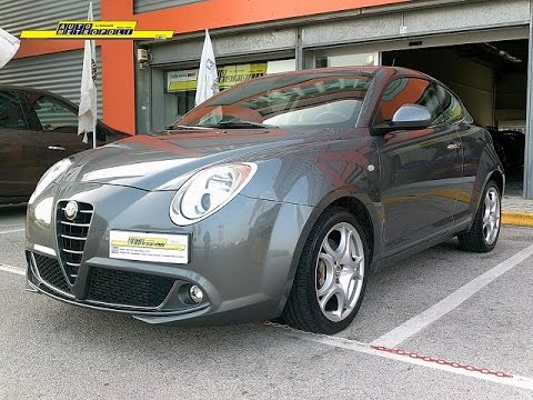 alfa romeo mito 1 4 155cv tb distinctive premiun pack gpl. Black Bedroom Furniture Sets. Home Design Ideas