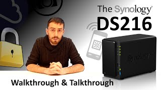 The Synology DS216 NAS Walkthrough & Talkthrough with SPAN.COM and SPAN.COM